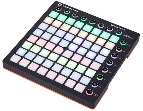 Novation Launchpad Mk2 2 novation launchpad mk2 thomann