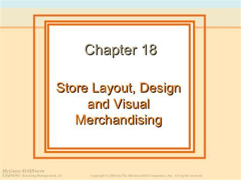 store layout design and visual merchandising powerpoint store layout design and merchandising
