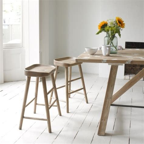 country kitchen stools pair of solid oak kitchen stools bumble country bar