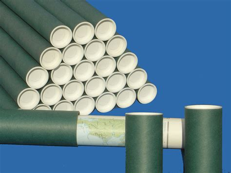 cardboard shipping tube packing tube storage tube normatub series  stock