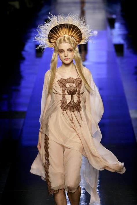 Show Haute Couture Ss 07 Gaultier by Jean Paul Gaultier At Couture 2007 Livingly