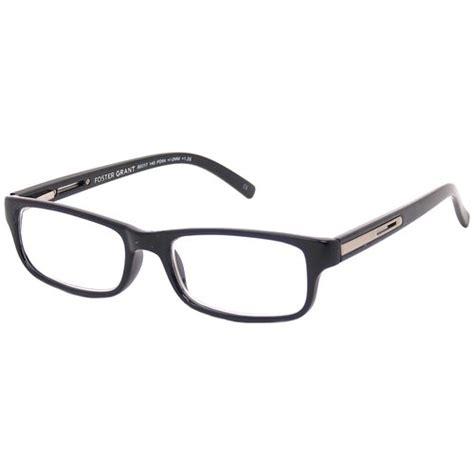 foster grant s reading glasses brandon black