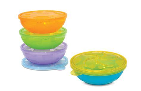 Munchkin 4pc Stack A Bowls Baby Bowl Snack Holder Mangkok Makan Bayi 22 new from munchkin