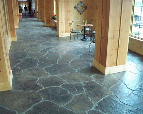 Decorating Concrete Floors by 21 Best Images About Concrete Sted Flooring On Concrete Overlay Wood Sted