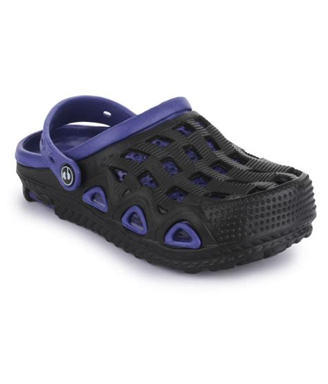 comfortable clogs for phedarus comfortable clogs for boys navy blue black