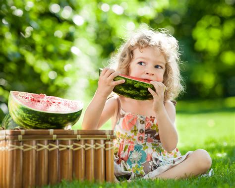 Watermelon Before Bed by How To Change Your Child S Habits