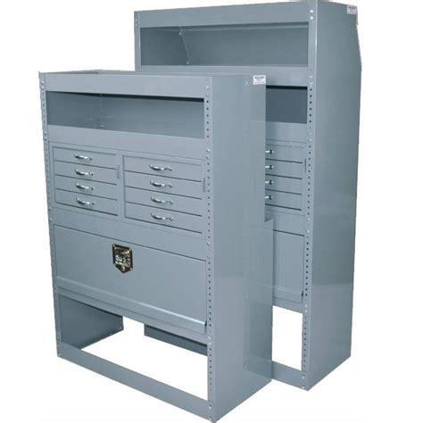 Storage Drawers For Vans by Modular Storage Units For High Roof Vans W Small Parts
