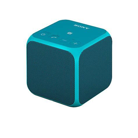 Speaker Bluetooth Sony sony srs x11 portable bluetooth speaker nfc mic aux