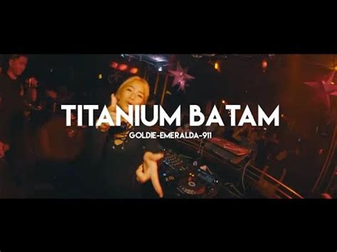 download mp3 dj goldie emeralda dj goldie emeralda titanium batam aftermovie youtube