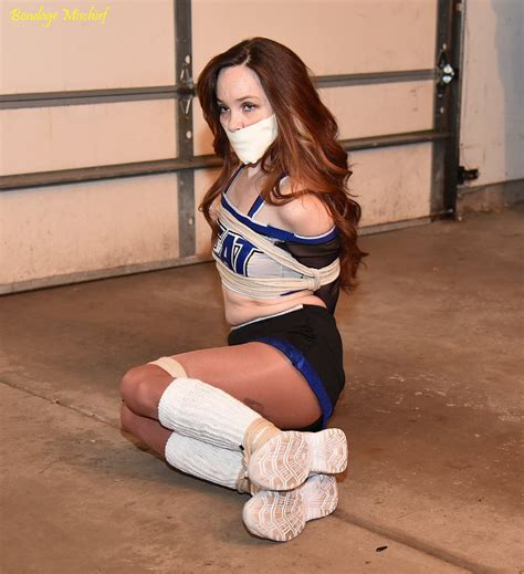 cheerleaders tied up randy on twitter quot sexy cheerleader mallorypage is