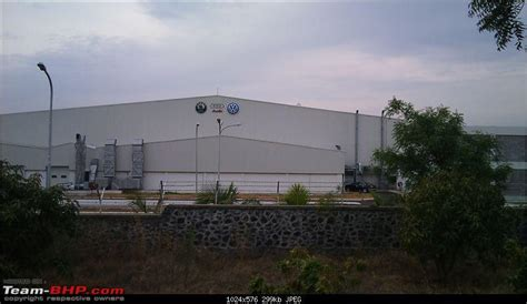 Audi India Factory by A Multibrand Factory Vw Audi Skoda Team Bhp