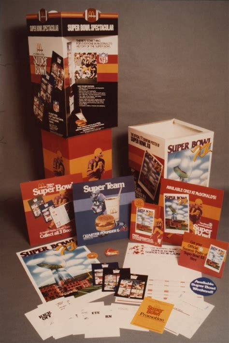 Activate Mcdonalds Gift Card - mcdonald s promotional advertising caign for 1976 super bowl