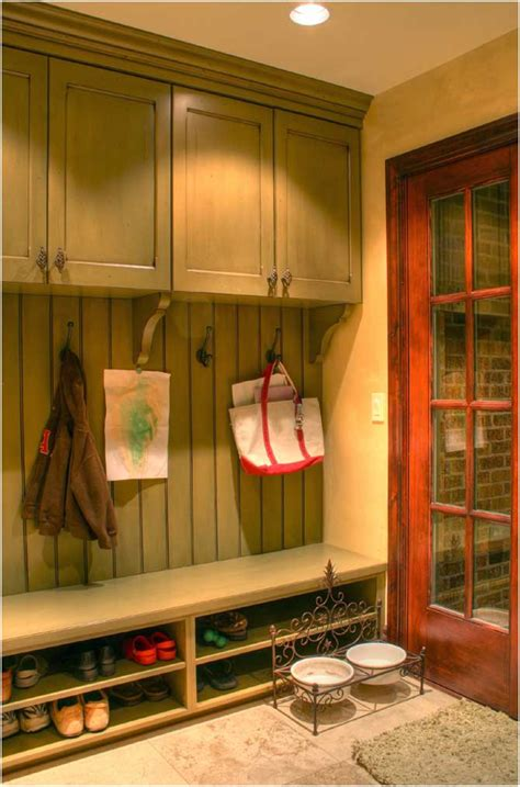 Laundry Room Entryway by The Clean Mud Room A Fresh Approach To Traditional Design