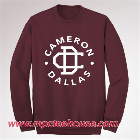 Hoodie Magcon Jidnie Clothing cameron dallas magcon boys maroon sweatshirt mpcteehouse