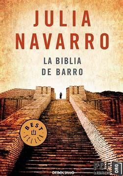 la biblia de barro julia navarro libros pdf en pdflibros org