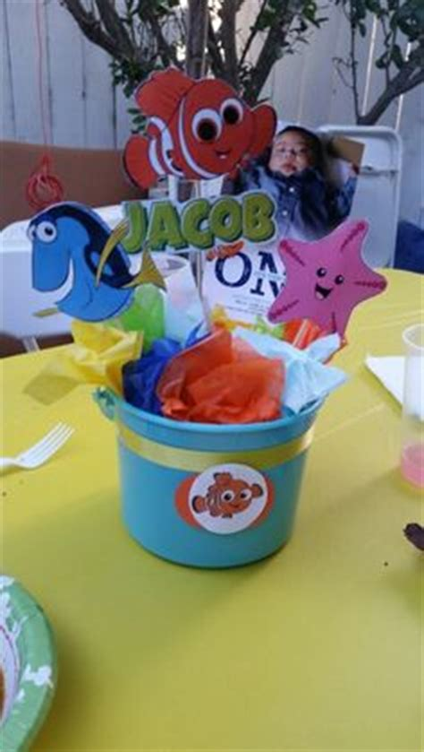 nemo candy table decorations finding nemo fish tail s