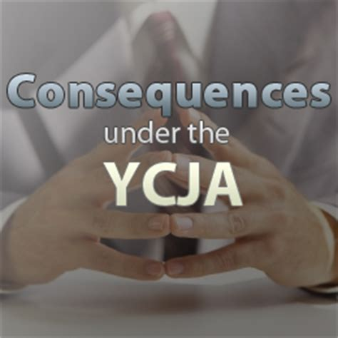 Youth Criminal Justice Act Criminal Record Consequences The Youth Criminal Justice Act Ycja Social 9