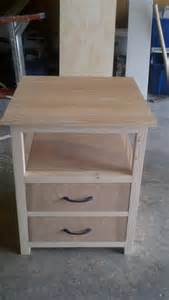 Bed Stand Plans 25 Best Ideas About Diy Nightstand On Crate