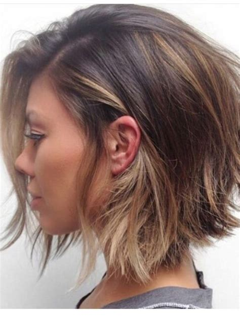 choppy lob hairstyle 7 best hairstyles 2016 2017 images on pinterest
