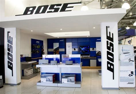home technology store wired for sound with bose boutique stores within stores