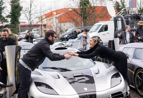 koenigsegg trevita owners review and gallery koenigsegg owners tour of geneva