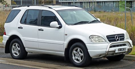 2001 mercedes ml 320 file 1998 2001 mercedes ml 320 w 163 wagon 2010 07