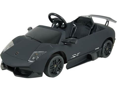 Lamborghini Bobby Car by Kalee Lamborghini Murcielago Lp670 12v Black Ride On Car