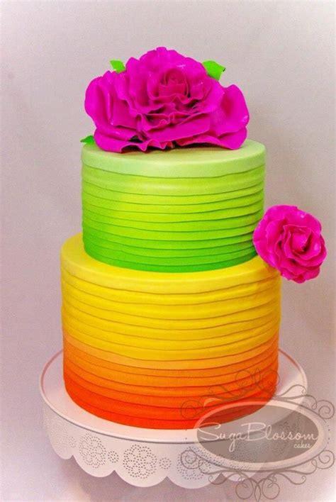Rainbow Buttercream Uk15 1 17 best ideas about colorful cakes on rainbow cakes rainbow birthday cakes and
