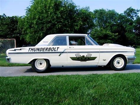 1964 Ford Thunderbolt 1964 Ford Fairlane Thunderbolt Re Creation 117055