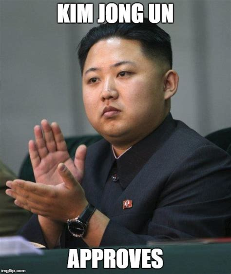 Kim Jong Meme - in regards to the super bowl halftime show imgflip