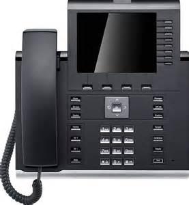 desk phone unify openscape desk phone ip 55g hfa text black l30250