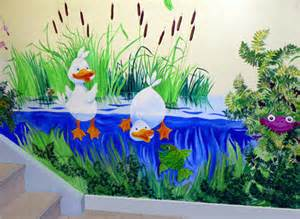 daycare wall murals day care wall mural pre school wall paintings