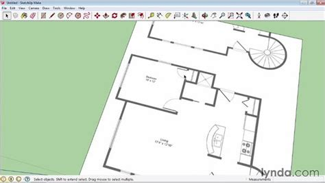 how to draw floor plans in google sketchup creating floor plans in sketchup thefloors co