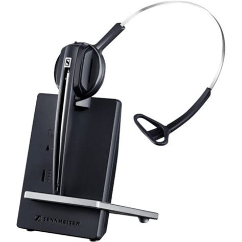 wireless headset for desk phone sennheiser d10 wireless monaural headset for desk phone