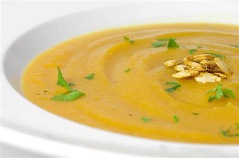 Soups On Butternut Squash Soup by Curried Butternut Squash Soup Recipe Healing The