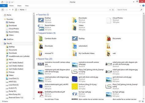 carpeta imagenes windows 10 windows 10 c 243 mo eliminar los archivos y carpetas