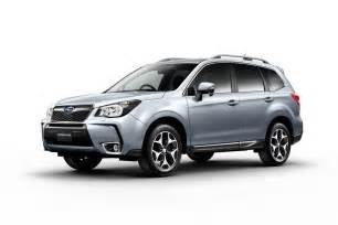 Subaru Forester 2014 Subaru Officially Reveals 2014 Forester Autoevolution