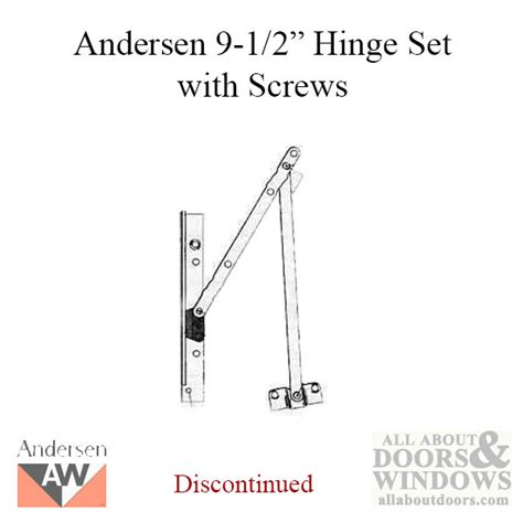 andersen awning window parts andersen awning window hinges