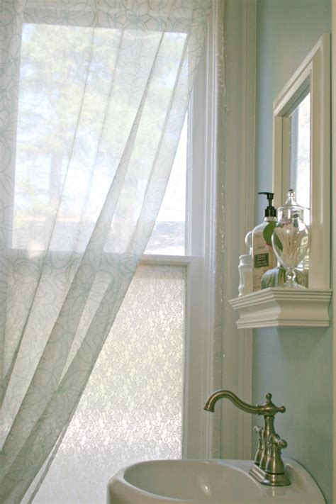 Diy Replacement Windows Inspiration Small Bathroom Inspiration Diy Show Diy Decorating And Home Improvement Blogdiy Show