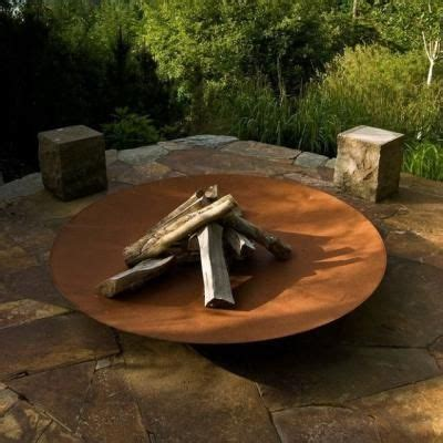 corten pit corten steel steel pit and pits on