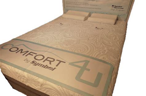 adjustable air bed comfort 4u adjustable airbed from symbol