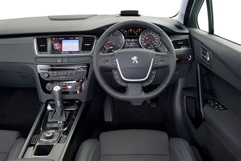interior space new peugeot 508 interior and equipment