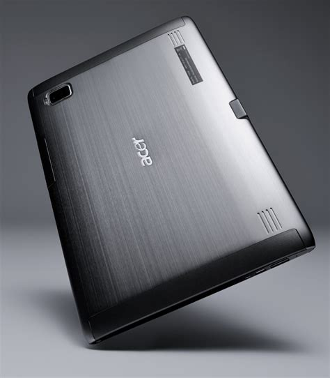 acer android tablet acer android tablets announced slashgear
