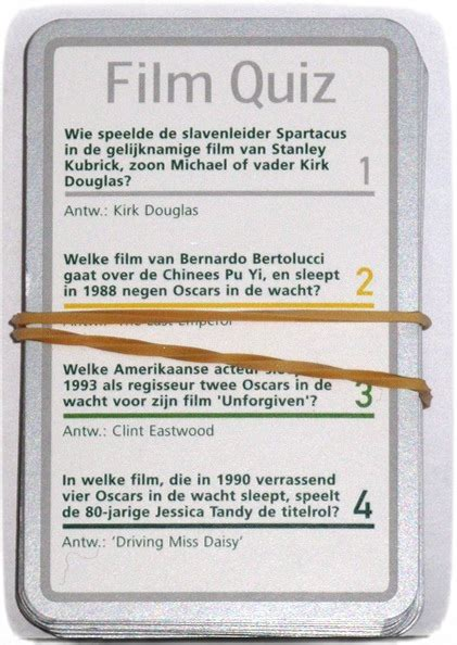 quiz film nl grolsch master game film quiz vragen aanvulset van 55