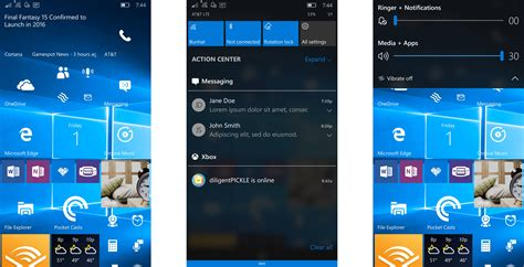 themes for windows 10 mobile windows 10 redesign concept including aero blurry theme