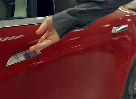 tesla model s door handle consumer reports tesla model s p85d breaks before testing