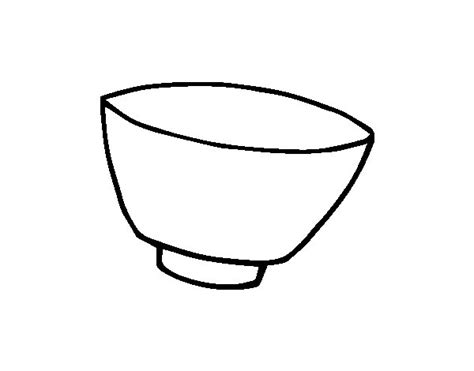 coloring page bowl bowl coloring page coloringcrew com