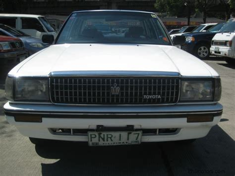 toyota crown philippines used toyota crown 1990 crown for sale paranaque city