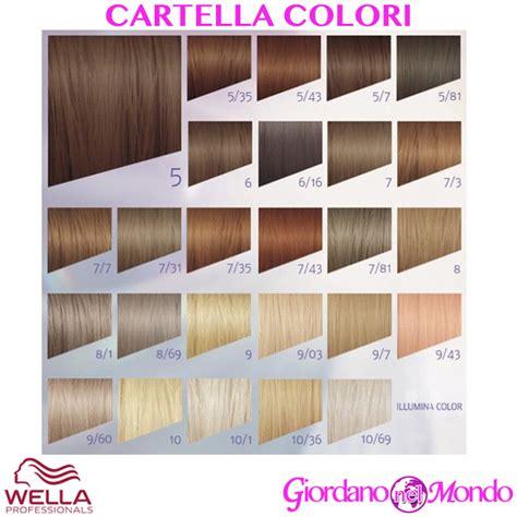 illumina color wella cartella colori illumina color wella cartella colori 100 images colore