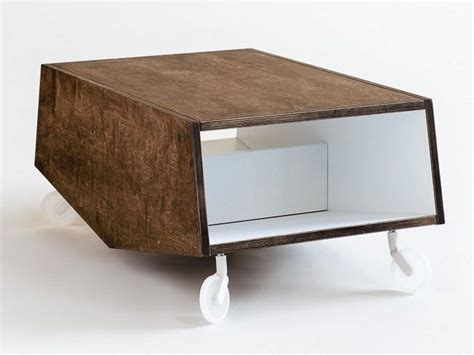 coffee table with casters stylish coffee tables that as storage units